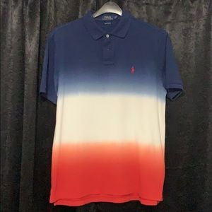 Ralph Lauren Polo Shirt! 🔵⚪️🔴
